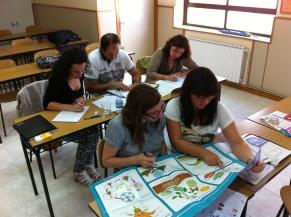 OUP - CLIL workshop, Santander