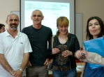 Training for OUP. Nisc, Serbia, 2008