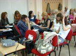 OUP - workshop, Serbia, 2008