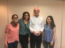 With Trinity teachers in Alicante, Oct 2016